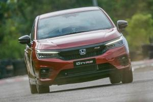 Deliveries of the 2021 Honda City RS to start this March