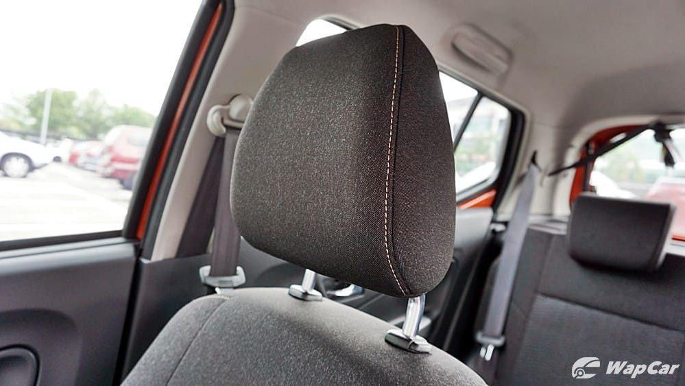 2019 Perodua Axia Style 1.0 AT Interior 092