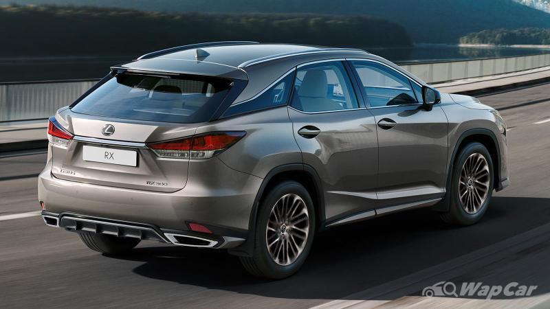 2021 Lexus RX 300 Luxury Special Edition - RM 12k bodykit? 02
