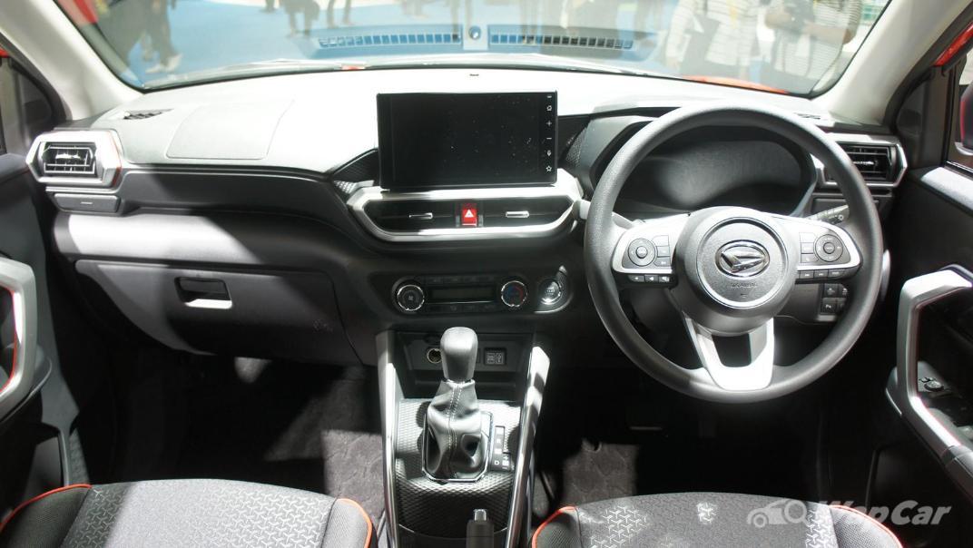 2021 Perodua Ativa Interior 001