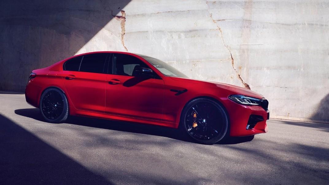 2020 BMW M5 Exterior 031