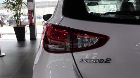 2018 Mazda 2 Hatchback 1.5 Hatchback GVC with LED Lamp Exterior 010