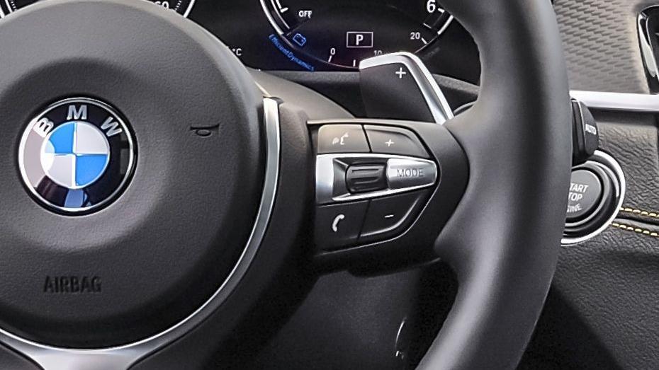 BMW X2 (2019) Interior 003