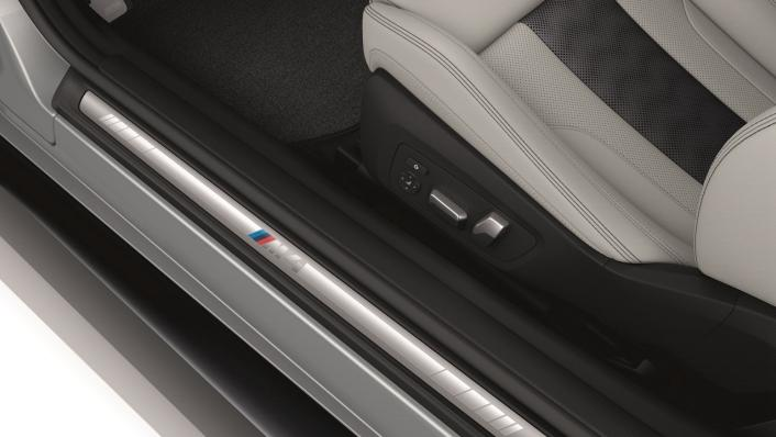 2021 BMW M4 Competition Coupe Interior 006