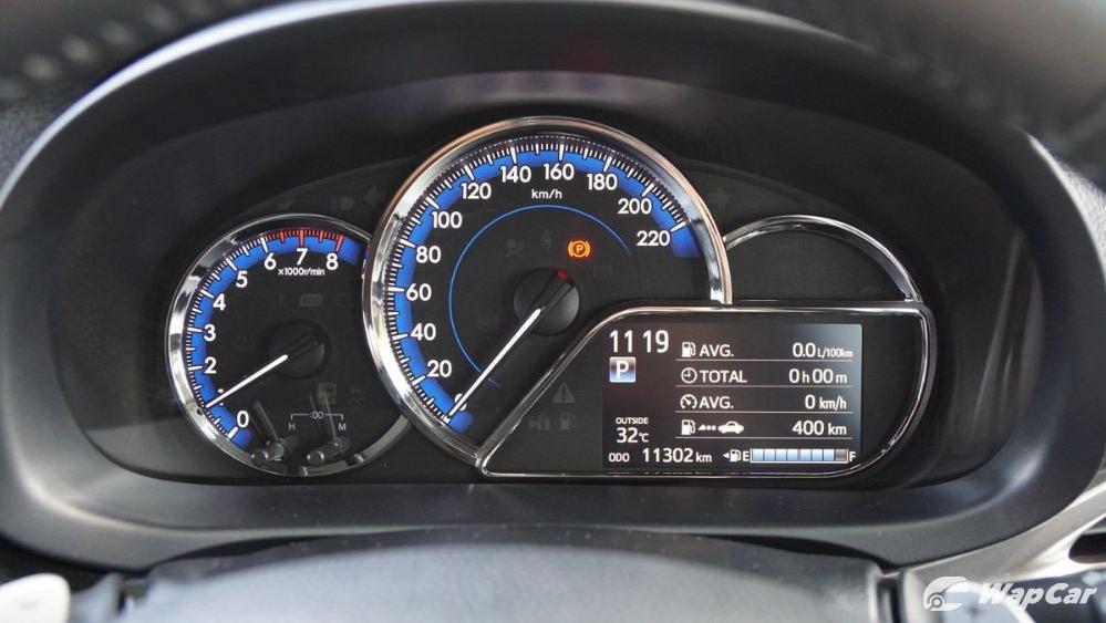 2019 Toyota Vios 1.5G Interior 075