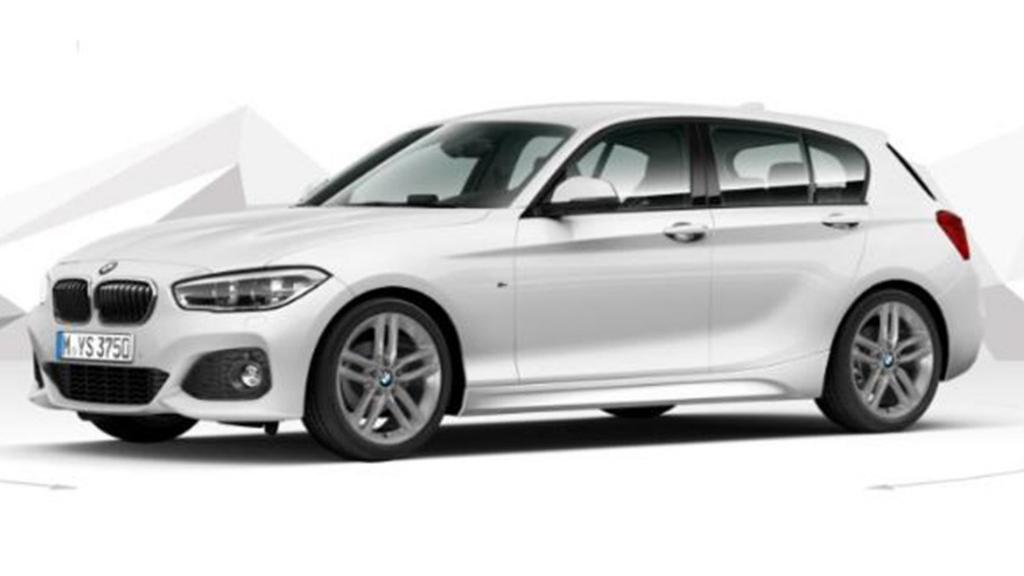 BMW 1 Series (2019) Exterior 001