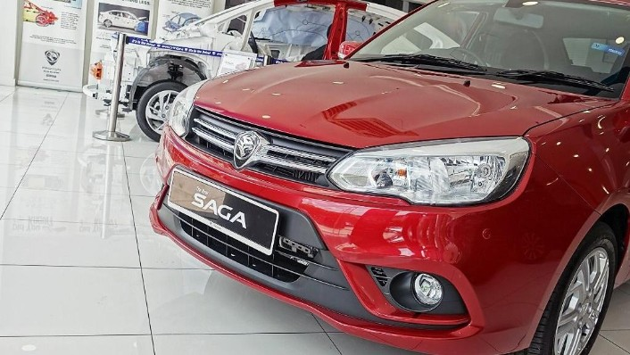 2018 Proton Saga 1.3 Premium CVT Exterior 010