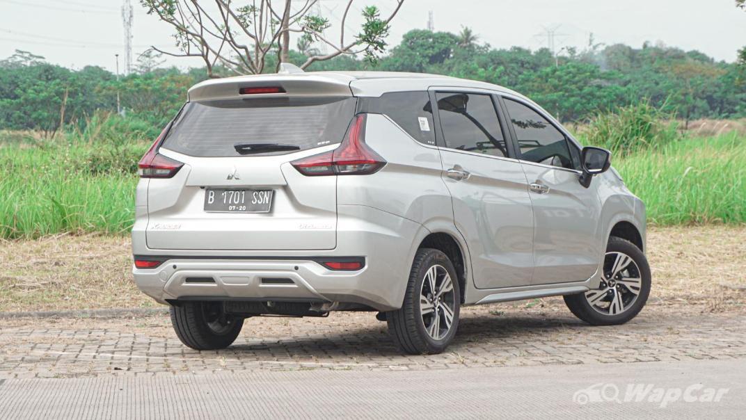 2020 Mitsubishi Xpander Upcoming Version Exterior 007