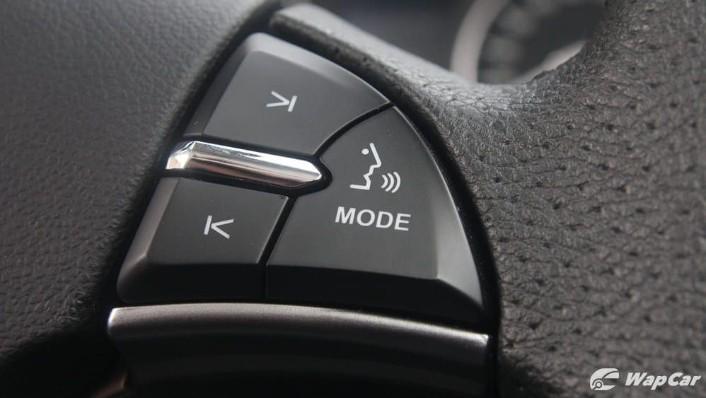 2019 Proton Persona 1.6 Premium CVT Interior 008