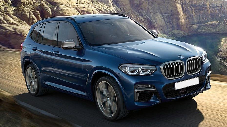 BMW X3 (2019) Exterior 003