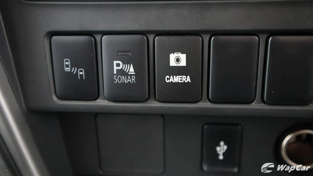 2019 Mitsubishi Triton VGT Adventure X Interior 018