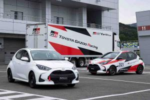 GR Yaris too expensive? Here's a cheaper, track-focused Toyota Yaris Cup Car