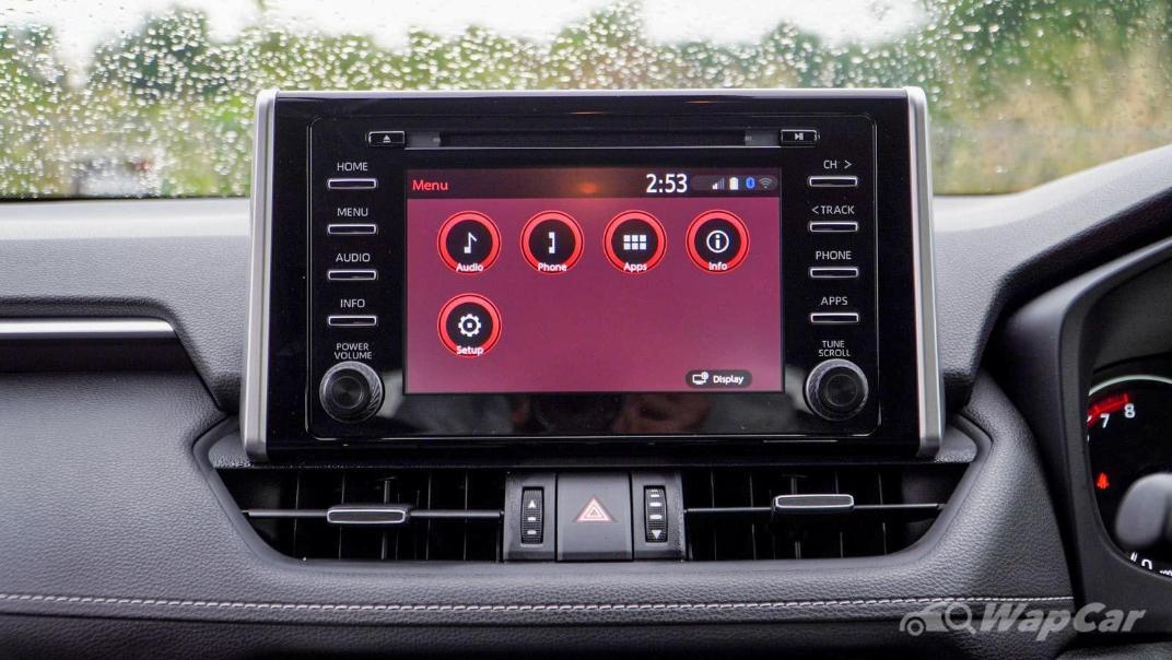 2020 Toyota RAV4 2.5L Interior 134