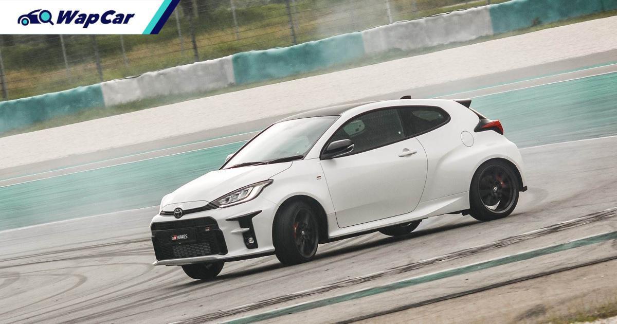 Hanya 5 bilik pameran Toyota mempunyai Toyota GR Yaris 2020, semak sebelum lawat! 01