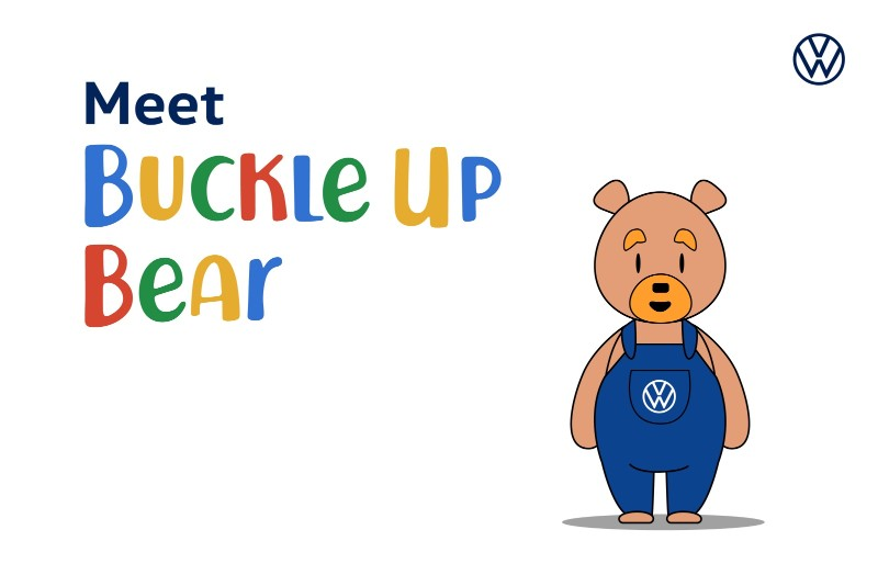 VW Buckle Up campaign