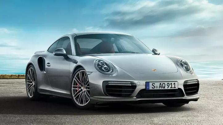Porsche 911 911 Turbo Exterior 004