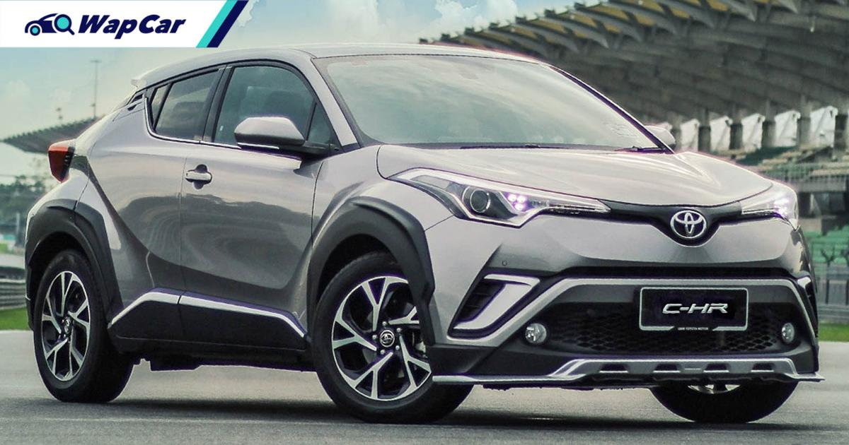 Toyota C-HR dropped from Malaysia's line-up, Toyota Corolla Cross to fill the gap? 01