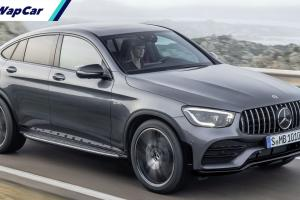 2020 Mercedes-AMG GLC 43 Coupé now available in Malaysia – RM 498K, CKD