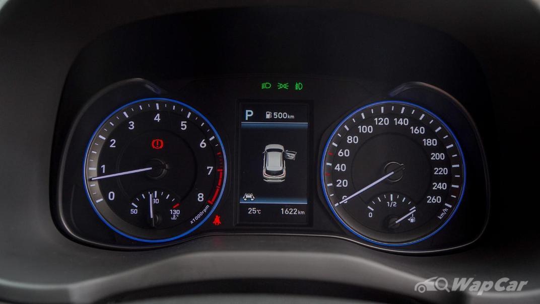 2020 Hyundai Kona 1.6 T-GDi High Interior 015