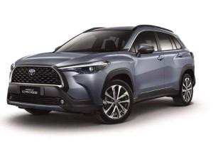 Leaked: 2020 Toyota Corolla Cross