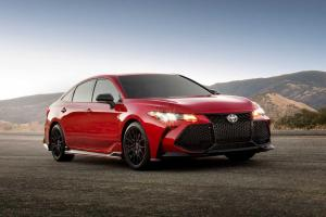 Price Exposure Of The 2020 Toyota Avalon TRD