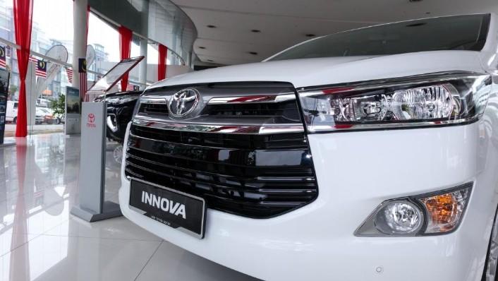 2018 Toyota Innova 2.0G (A) Exterior 006
