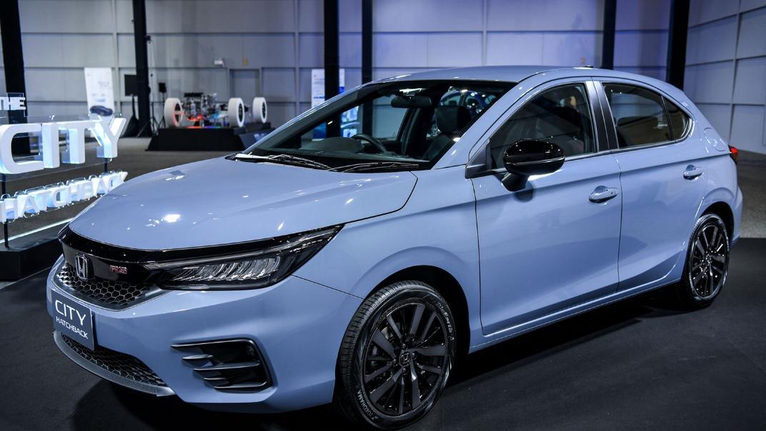 2021 Honda City Hatchback International Version Exterior 001