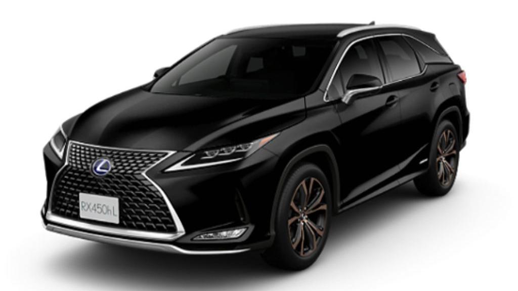 Lexus RX (2019) Exterior 001