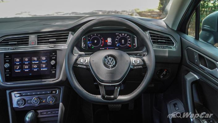 2020 Volkswagen Tiguan Allspace 1.4TSI Highline Interior 003