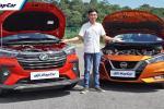 Video: Enjin 1.0L 3-silinder turbo mana satu lagi bergegar, Nissan Almera atau Perodua Ativa?