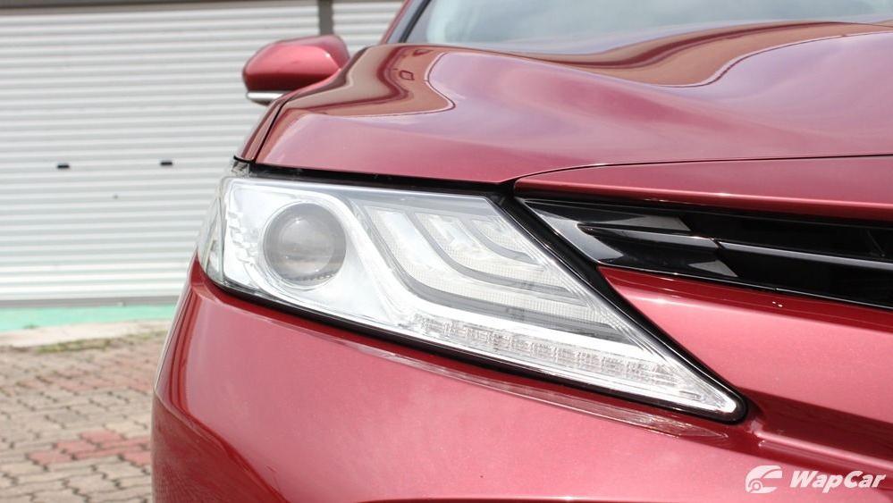 2019 Toyota Camry 2.5V Exterior 035