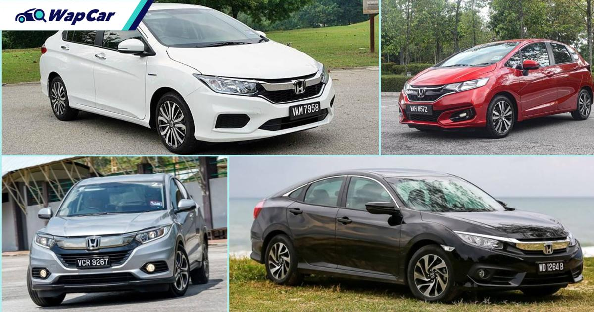 Honda Malaysia recalls 77k cars for fuel pump replacement - City, HR-V, Civic among those affected 01