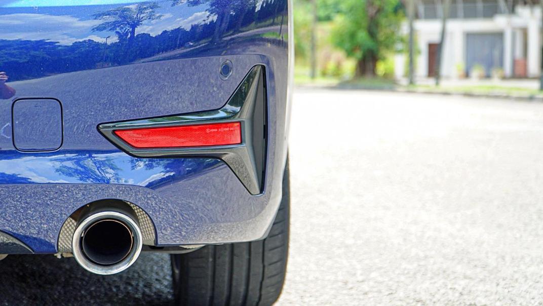 2020 BMW 3 Series 320i Sport Exterior 020