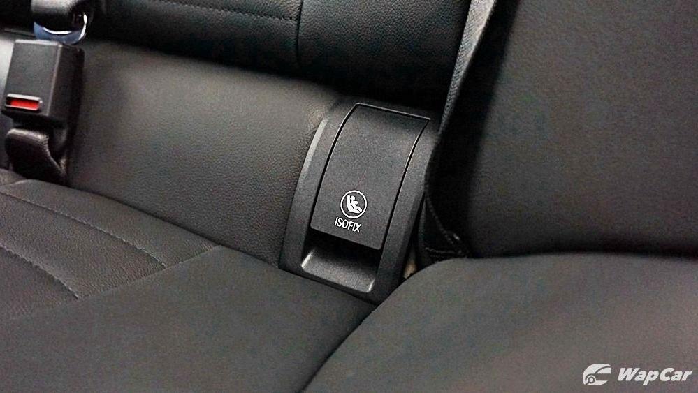 2020 BMW 3 Series 320i Sport Interior 135