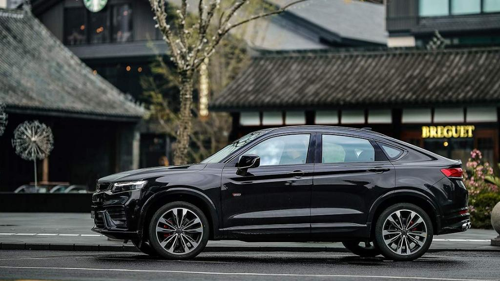 Geely Xing Yue (2018) Exterior 016