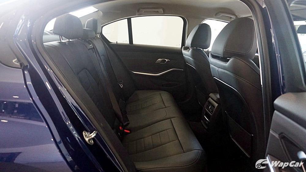 2020 BMW 3 Series 320i Sport Interior 141
