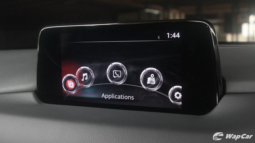 2019 Mazda CX-5 2.5L TURBO Interior 073