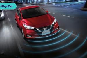 Nissan Almera 2020: Sistem brek kecemasan automatik (AEB) didatangkan standard pada semua varian di Malaysia