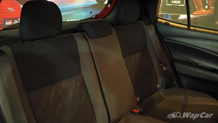 2021 Toyota Yaris 1.5G Interior 003