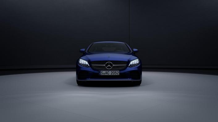 2020 Mercedes-Benz C-Class Coupe C 200 AMG Line Exterior 005