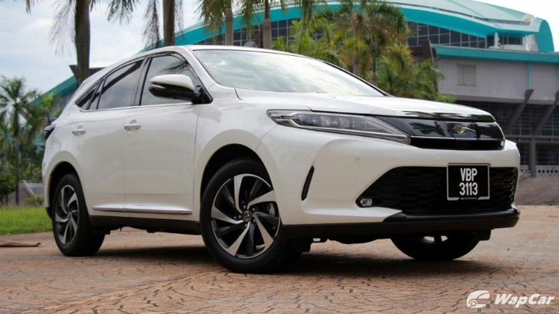 Spied: All-New 2021 Toyota Harrier, to be sold in USA as Toyota Venza 02