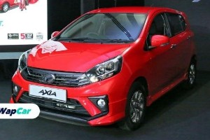 Perodua Prices Updated: Cheaper by 3% and 6%