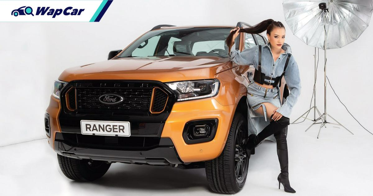 Ford Ranger is Vietnam's best-selling car in March 2021, outsells Hilux nearly 4.5 times! 01