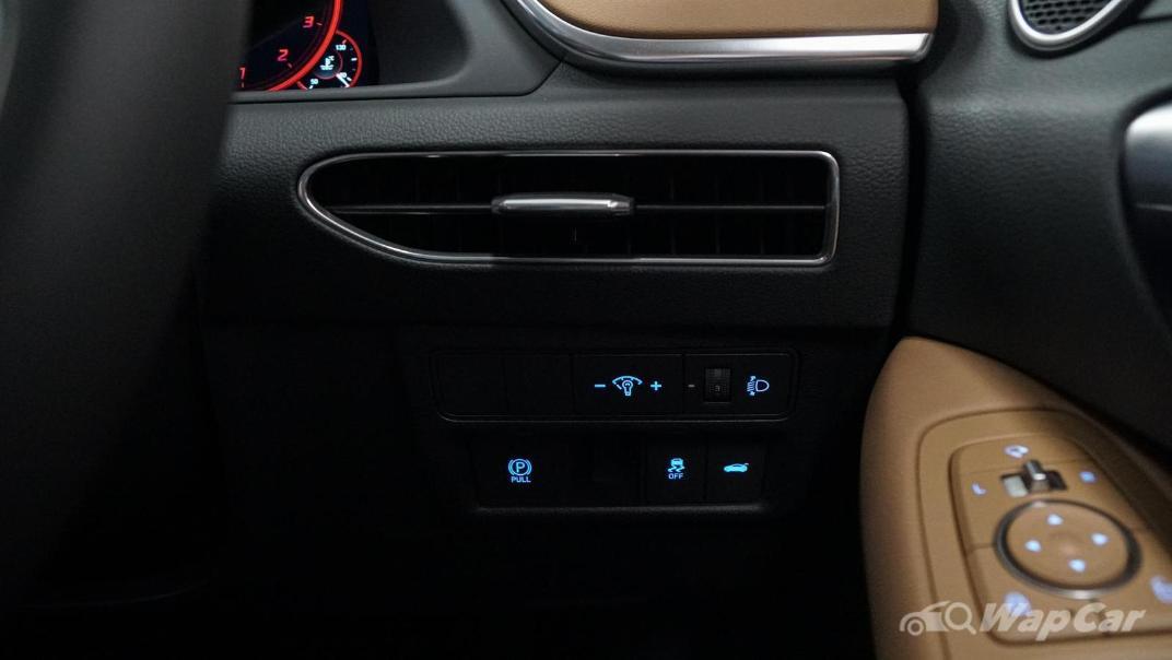 2020 Hyundai Sonata 2.5 Premium Interior 082