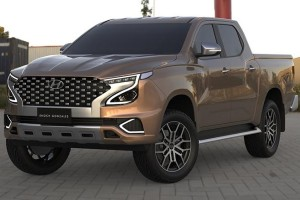 Rendered: This is what Hyundai's Toyota Hilux rival could look like!