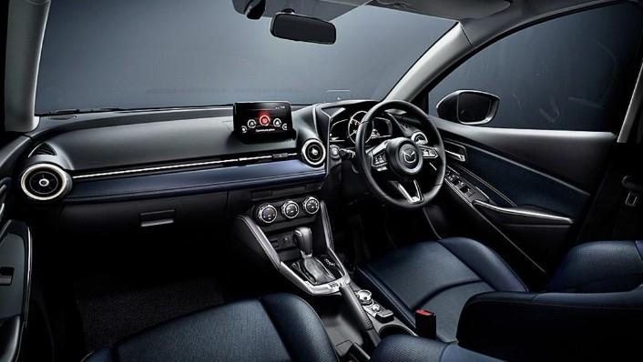 2020 Mazda 2 Hatchback Interior 001