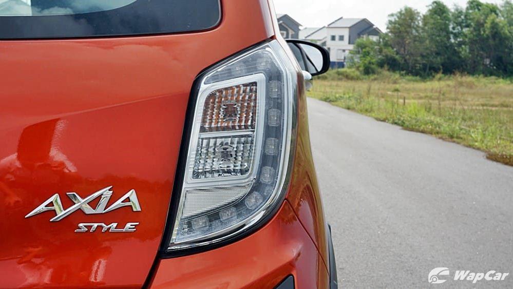 2019 Perodua Axia Style 1.0 AT Exterior 014