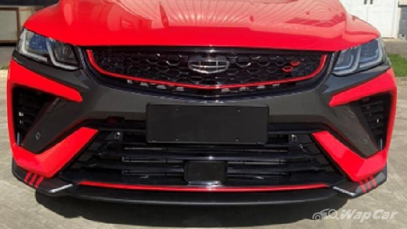 Leaked: 2021 Geely Boyue Pro and Geely Binyue Pro revealed 02