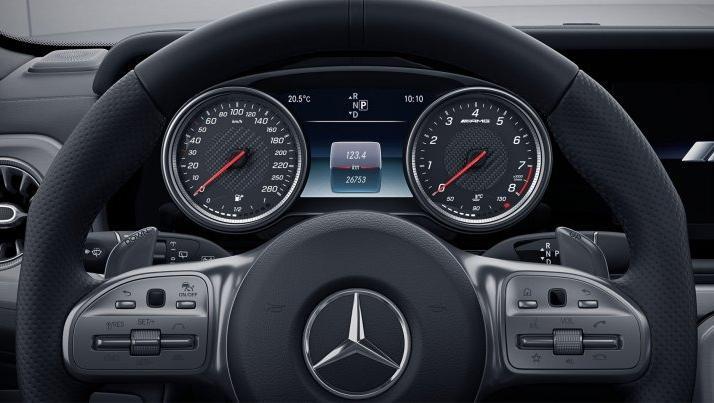 Mercedes-Benz AMG G-Class (2019) Interior 004