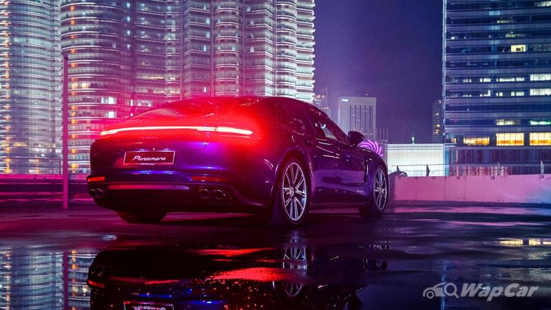 Launched in Malaysia - 2021 Porsche Panamera facelift is the perfect car for mid-life crises 02